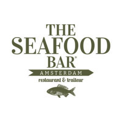 Graphic design concept voor The Seafood Bar